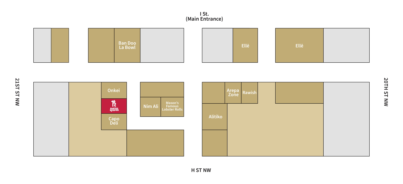 vendors map